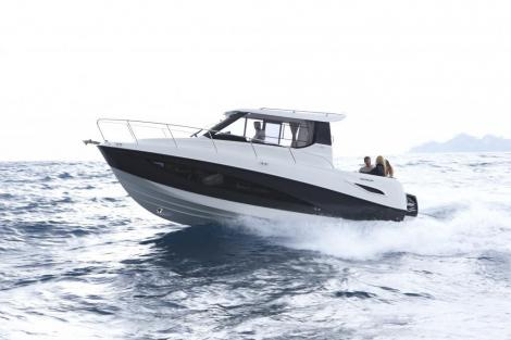 Quicksilver Active 855 Cruiser