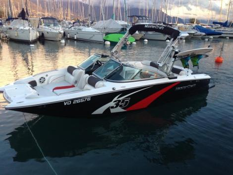MasterCraft X35 Surf Evolution