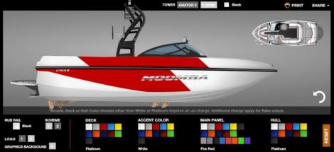 Moomba Craz Surf Edition