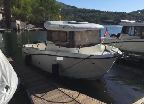 Quicksilver Captur 605 Pilothouse / Occasione
