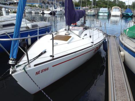 Westerly J24