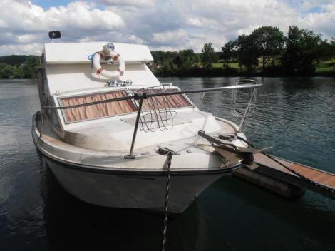 Marine Projects Princess 25