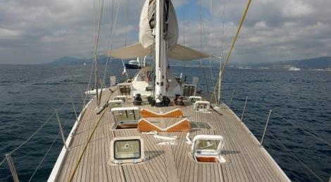 <b>Sloop 90' Composite works</b><br/>Sloop 90' Composite works