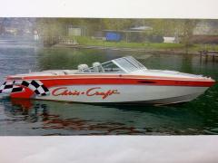 Chris Craft 210 Limited Classic Bateau de sport