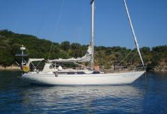 Sparkman and Stephens IW40 Sailing Yacht