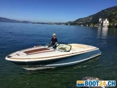 Chris Craft Corsair 25 Cuddy Cabin