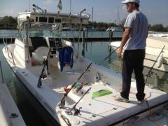 Sport Craft FishMaster 252 walk around