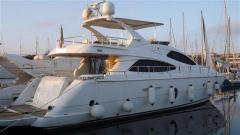 Aicon 64 Fly Yacht a Motore