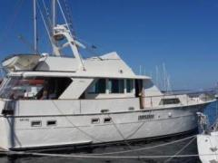 Hatteras Yachts 53 Yacht a Motore