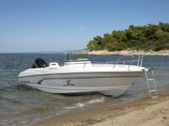 Olympic 520 Centerconsole Sportboot