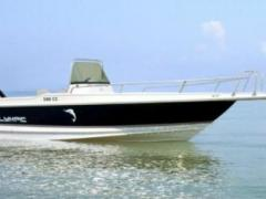 Olympic 580 Centerconsole Sportboot