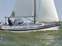 Hallberg-Rassy 37 Intention Segelyacht