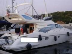 Azimut az 43 fly Flybridge Yacht