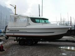 Quicksilver 650 Camping Pilothouse