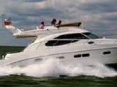 Sealine F 42 / 5 fly Flybridge Yacht