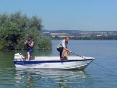 Marine 400 Fish Fischerboot