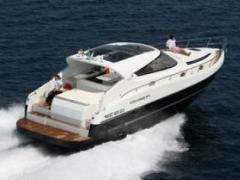 Bruno Abbate primatist G46 g 46 Hard Top Yacht