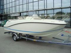 Quicksilver 555 Activ Open + Mercury 60 Deck Boat