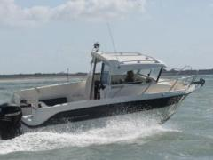 Parker 660 Pilothouse Fischerboot