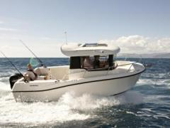 Quicksilver Captur 605 Pilothouse / Nuova Sportboot