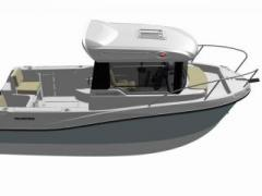 Quicksilver Captur 555 Pilothouse / Nuova Sportboot
