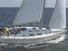 Hanse 371 Segelyacht