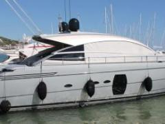 Pershing 64 - 2x 1550 Ps Arneson Yacht a Motore
