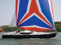 Oyster 54 Plan Sea Sailing Yacht