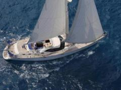 Oyster 56 Power of Two Segelyacht