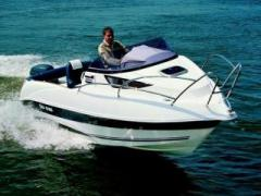 Galia 485 Cruiser + 60 PS Cuddy Cabin