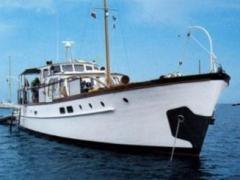 A. M. Dickie & Son Ormidale Silverboat Motor Yacht