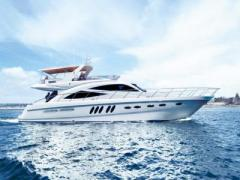 Sealine T 60 Flybridge Yacht
