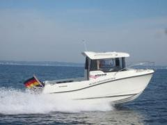 Quicksilver Captur 555 Pilothouse Kabinenboot