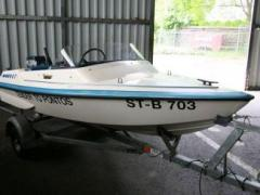 Hellwig Boote Jet Sportboot