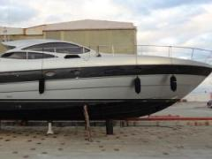 Pershing 50 HT Offshoreboot