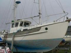 Fisher Boats Fisher 25 Potter Keelboat