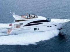 Marine Projects Princess 62 Flybridge Yacht