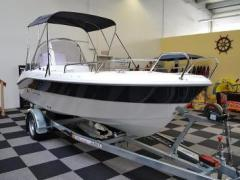 Admiral Boats Oceanmaster 470 WA Sport Runabout