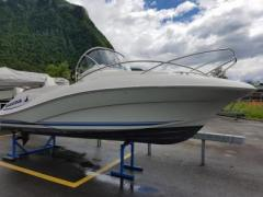 Quicksilver 555 Commader Kabinenboot