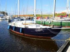 One Off - S-spant Ketch Classic Sailingy