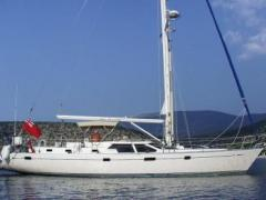 Oyster 485 Big Splash Yacht a Vela