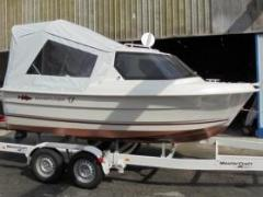 Smartliner 17' Fishing Boat