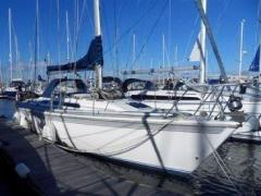 Westerly Yachts 37 Typhoon Sailing Yacht