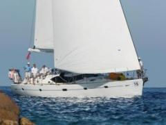 Oyster 575 Boarding Pass III Sailing Yacht