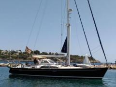 Marine Projects Moody 54 Yate a vela