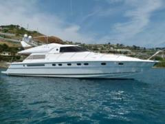 Fairline 65 fly Squadron Flybridge Yacht