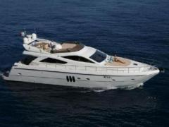 Abacus 62 Fly bridge Flybridge Yacht
