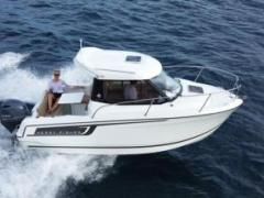 Jeanneau Merry Fisher 605 / 100 PS / Trailer Yacht a Motore