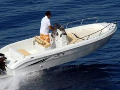 Saver 520 Open Deck Boat
