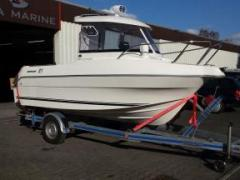 Quicksilver Pilot House 500 Kabinenboot